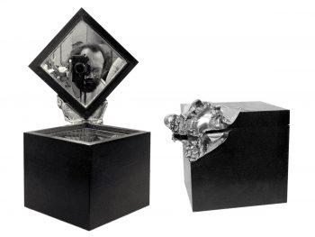 Boite miroir par Alain Vuillemet