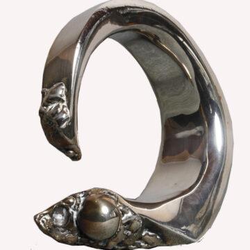 Bracelet serpent par Alain Vuillemet