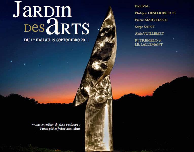 Jardin des Arts 2011 La lune en colère