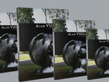 Le métal sublimé un livre métallique sur 40 ans de sculptures