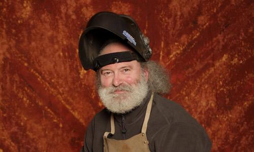 Portrait artiste Alain Vuillemet