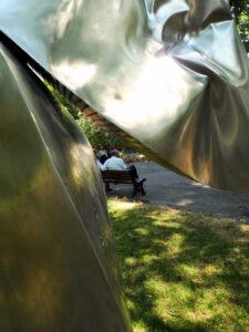 Arles sculptures par Philippe Dollo