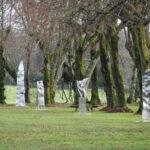parc de sculptures musée Colette