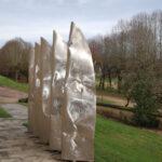 Sculptures monumentales Parc du Musée Colette