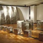 Nuit des musées au Creusot Montceau 2013 l'exposition des sculptures sonores