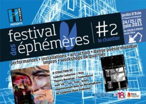 festival des éphémères