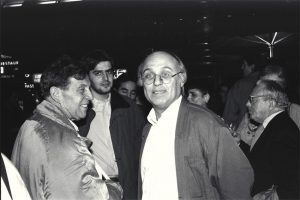 Christian Forestier et Shelomo Selinger CNIT-1994