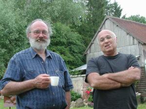 Alain Vuillemet et Christian Forestier