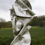 Vapeurs sculpture monumentale