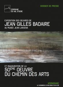 Dossier presse Chemin des Arts du Val d'Ocre