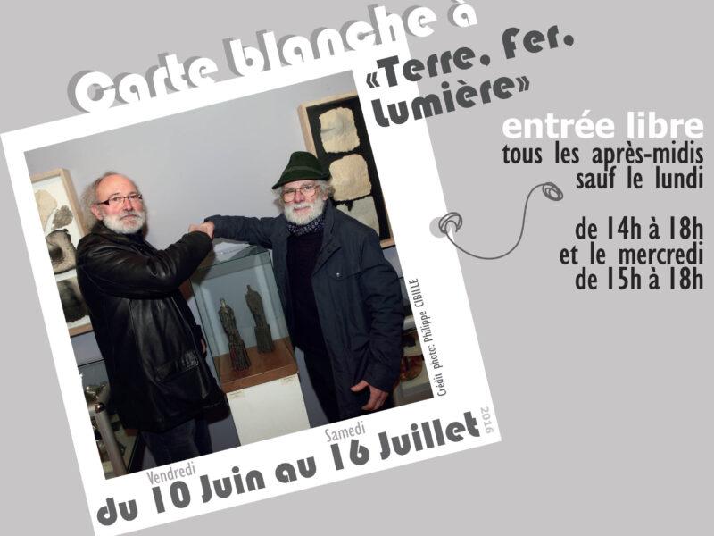 Arrivage Carte Blanche 09
