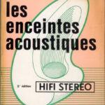 Les enceintes acoustiques livres techniques du son