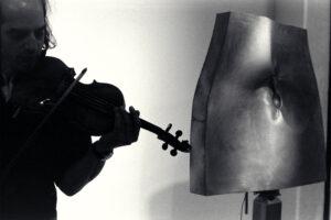 Performance sonore fête de la musique 1998