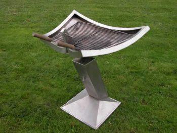 barbecueobjet d'art sculpture
