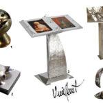 Objets d'art sculptures par Alain Vuillemet sculpteur
