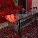 Table basse bunker détail 5 par Alain Vuillemet