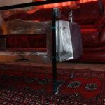 Table basse bunker détail 7 par Alain Vuillemet