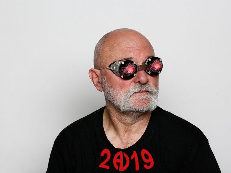 Alain Vuillemet sculpteur présente ses vœux pour cette nouvelle année 2019