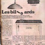 le-journal-de-la-maison-10-1981 les billards luminaire Ambassade