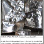 presse lejsl Autun Sculptures dans la ville Victoire